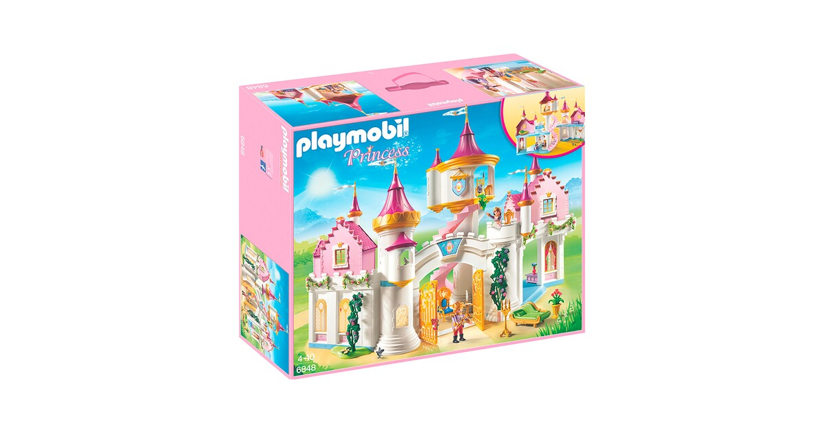 Playmobil® PRINCESS 6848 Prinzessinnenschloss online ...
