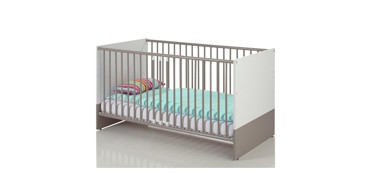 paidi transland babybett marlen 70x140 cm online kaufen. Black Bedroom Furniture Sets. Home Design Ideas
