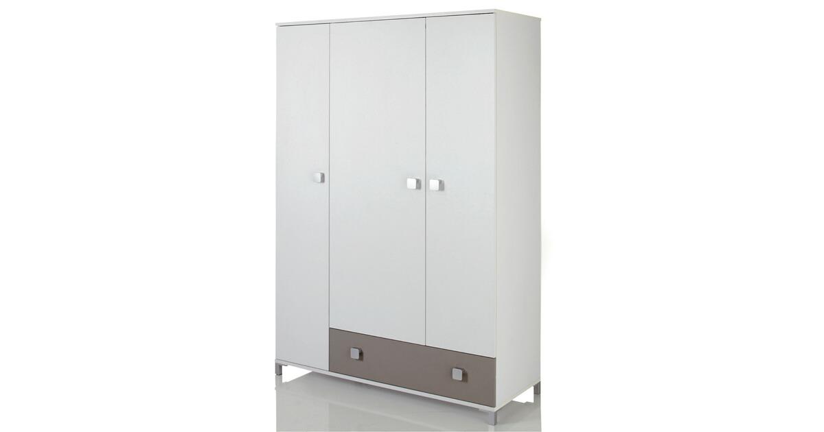 paidi transland kleiderschrank marlen 3 t rig online. Black Bedroom Furniture Sets. Home Design Ideas