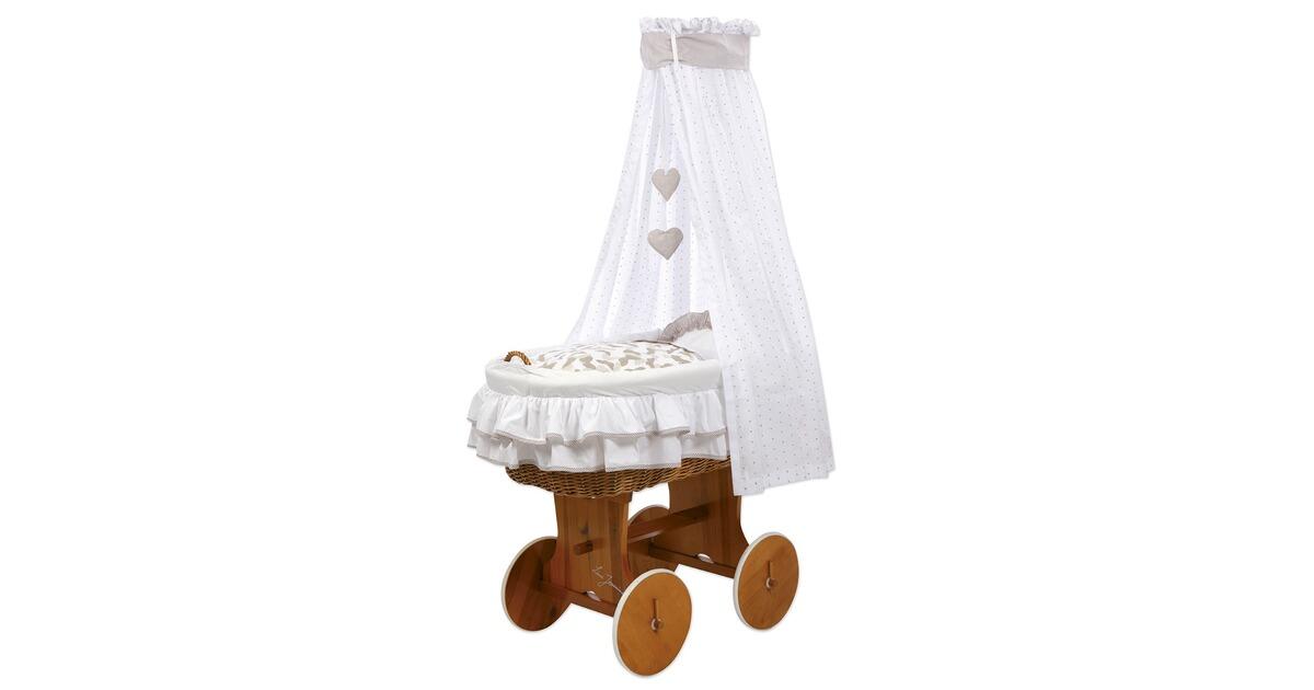 Babybetten kinderbetten stubenwagen online kaufen baby lucien