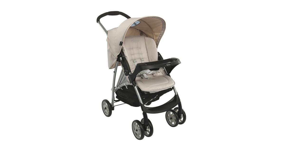 GRACO Mirage Plus Buggy mit Liegefunktion online kaufen | baby-walz