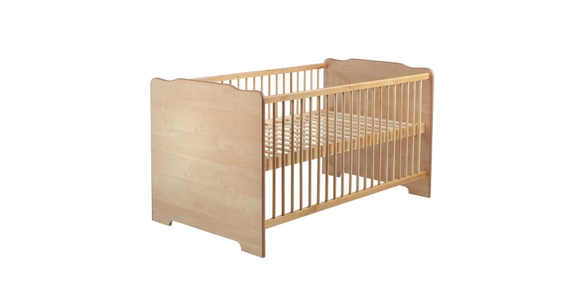 z llner babybett penny 70x140 cm online kaufen baby walz. Black Bedroom Furniture Sets. Home Design Ideas
