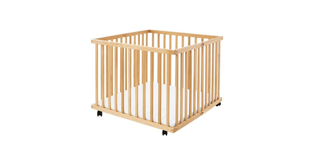 pinolino laufgitter lexus h henverstellbar 100x100 cm online kaufen baby walz. Black Bedroom Furniture Sets. Home Design Ideas