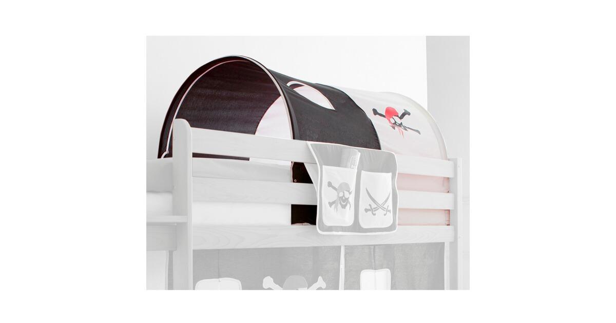 ticaa tunnel pirat f r hoch etagenbett online kaufen baby walz. Black Bedroom Furniture Sets. Home Design Ideas