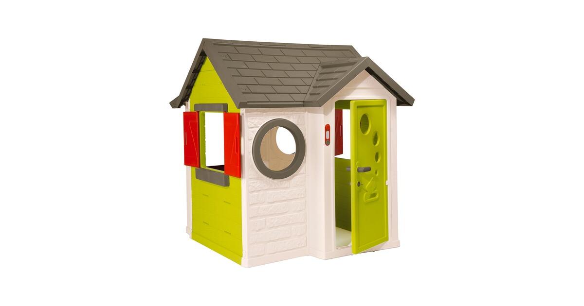 Spielhaus Mit Sommerküche Smoby : Smoby spielhaus mein haus online kaufen baby walz
