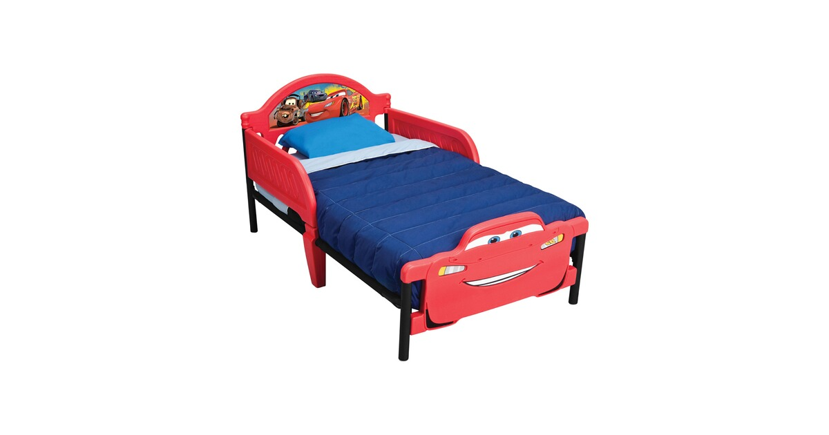 delta children disney cars kinderbett 70x140 cm online kaufen baby walz. Black Bedroom Furniture Sets. Home Design Ideas