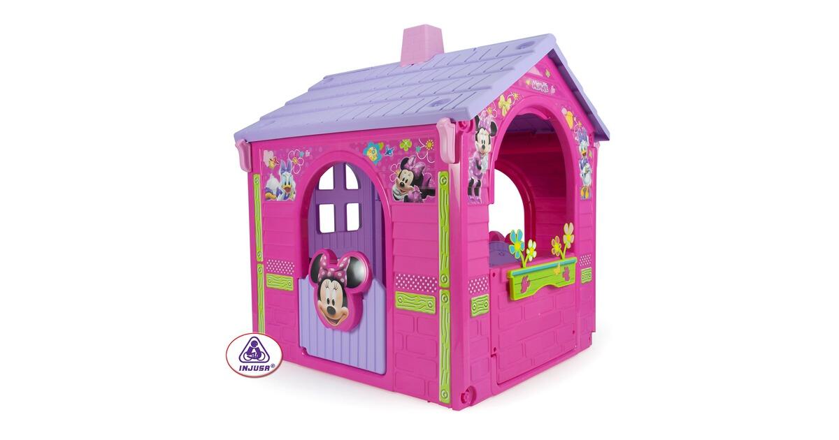 Spielhaus Mit Sommerküche : Injusa minnie mouse spielhaus minnie mouse online kaufen baby walz