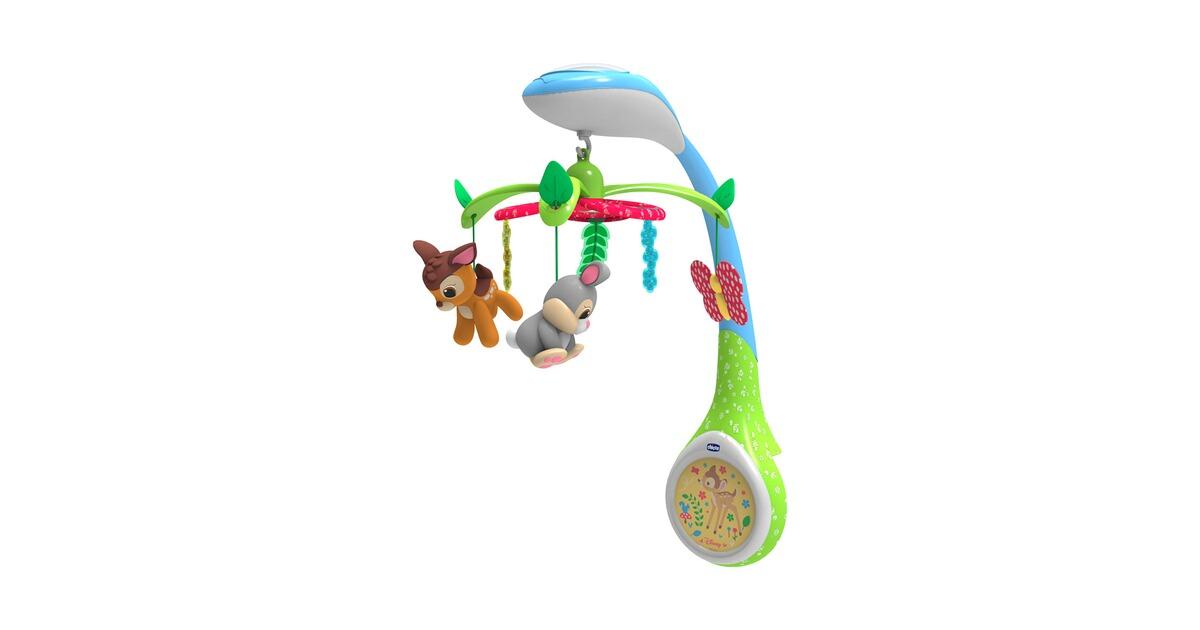 chicco disney baby mobile bambi online kaufen baby walz. Black Bedroom Furniture Sets. Home Design Ideas