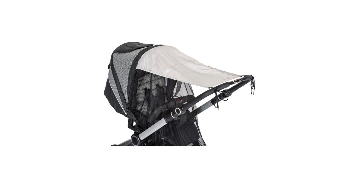 hartan sonnensegel mit m ckennetz mit uv schutz online kaufen baby walz. Black Bedroom Furniture Sets. Home Design Ideas
