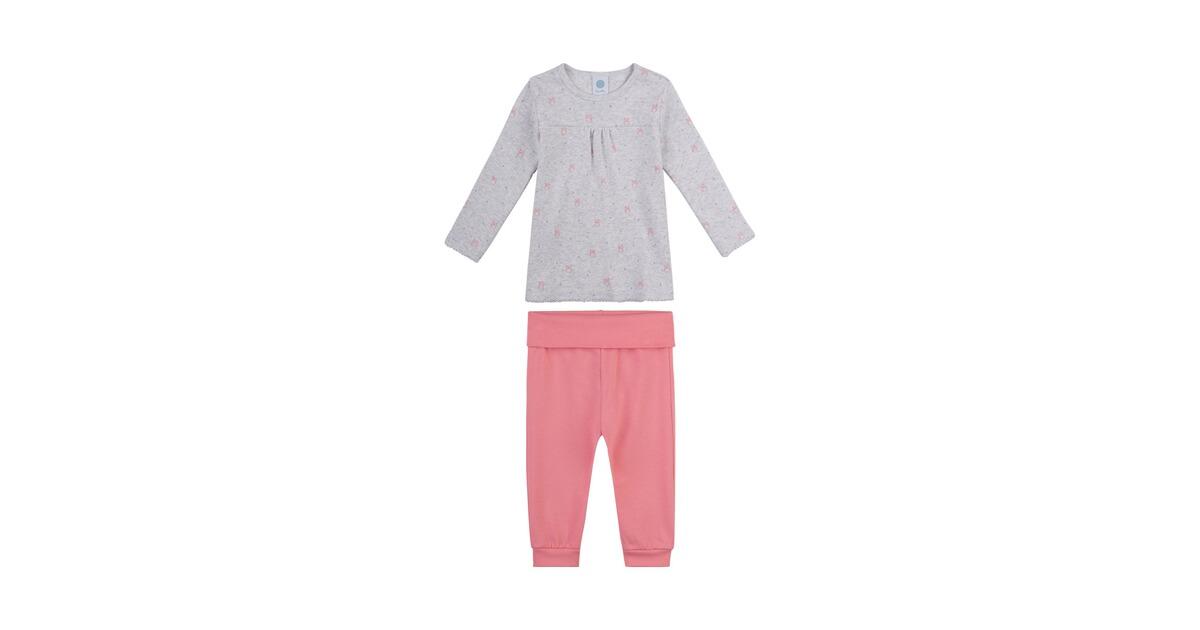 84234e3a91 Sanetta Schlafanzug lang Eule online kaufen | baby-walz