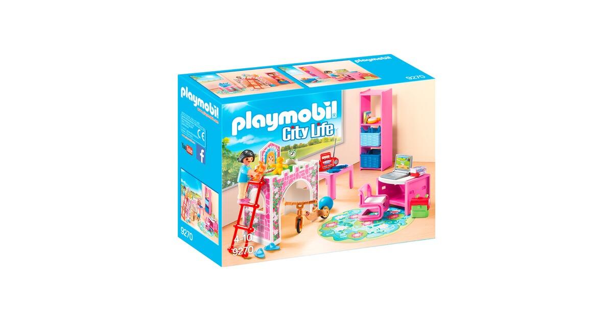 Playmobil® CITY LIFE 9270 Fröhliches Kinderzimmer online kaufen | baby-walz
