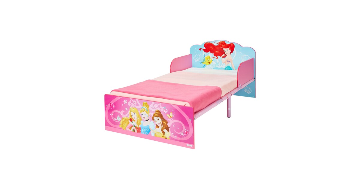 worldsapart disney princess kinderbett princess 70 x 140 cm online kaufen baby walz. Black Bedroom Furniture Sets. Home Design Ideas