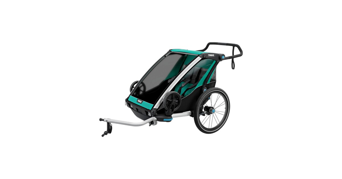 thule chariot lite 2 fahrradanh nger online kaufen baby walz. Black Bedroom Furniture Sets. Home Design Ideas