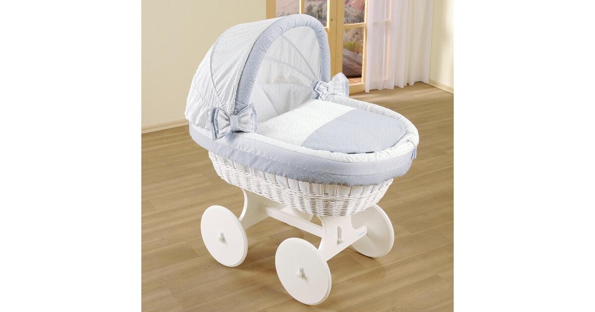 Baby körbchen babybett stubenwiege babywiege stubenwagen