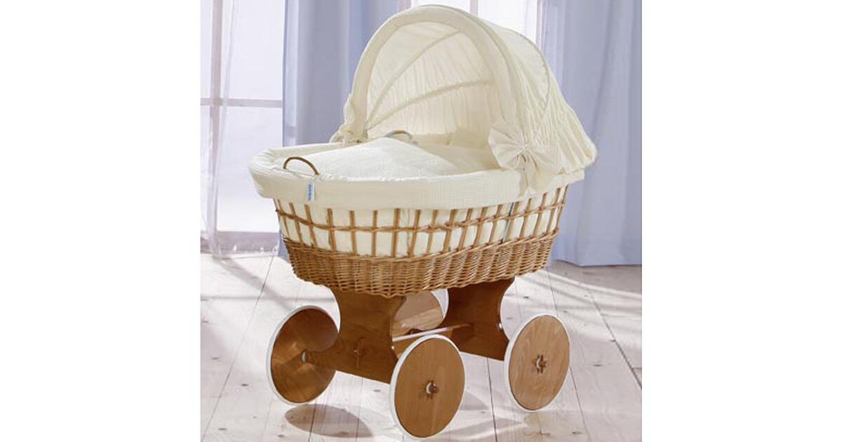 Untergestelle für einen stubenwagenkorb babykorb