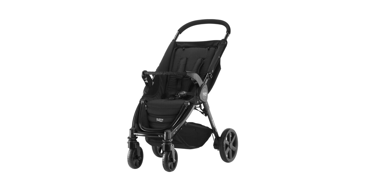 britax r mer b agile 4 plus buggy mit liegefunktion online kaufen baby walz. Black Bedroom Furniture Sets. Home Design Ideas