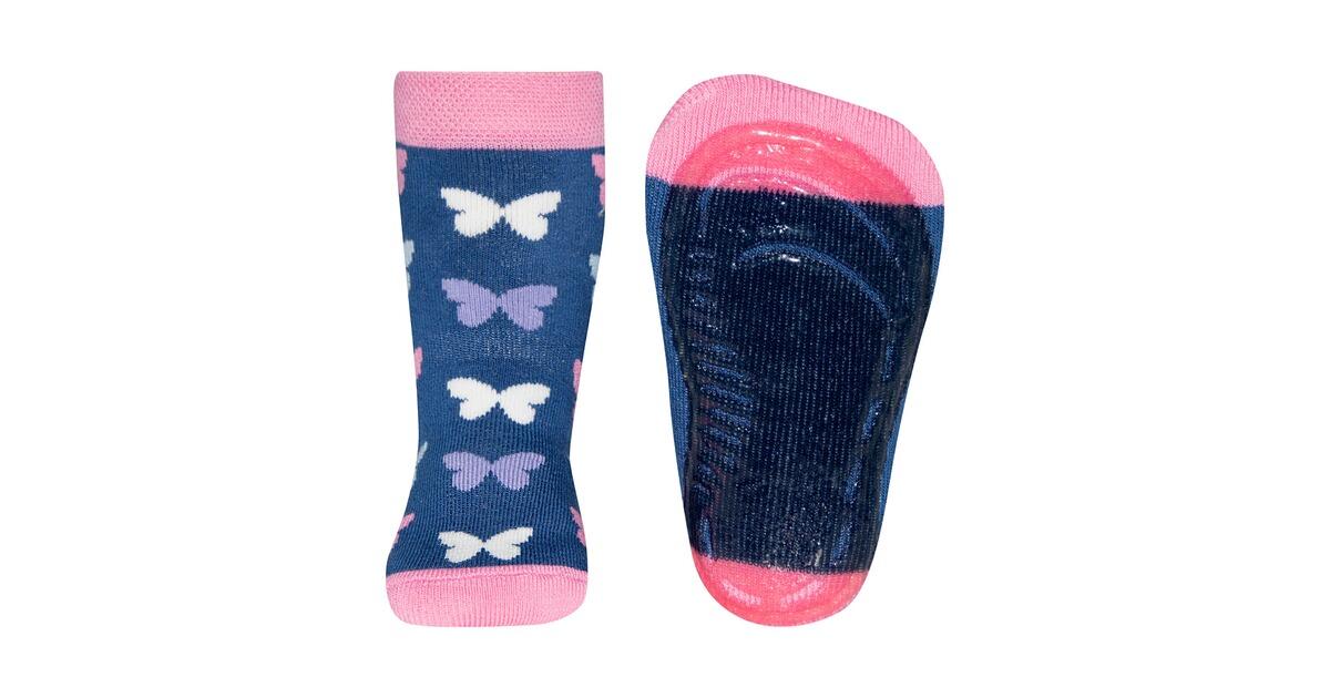 ABS-Socken Softstep Schmetterlinge