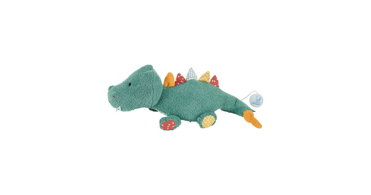 Spieluhr Kuschelzoo Krokodil Konrad 24cm
