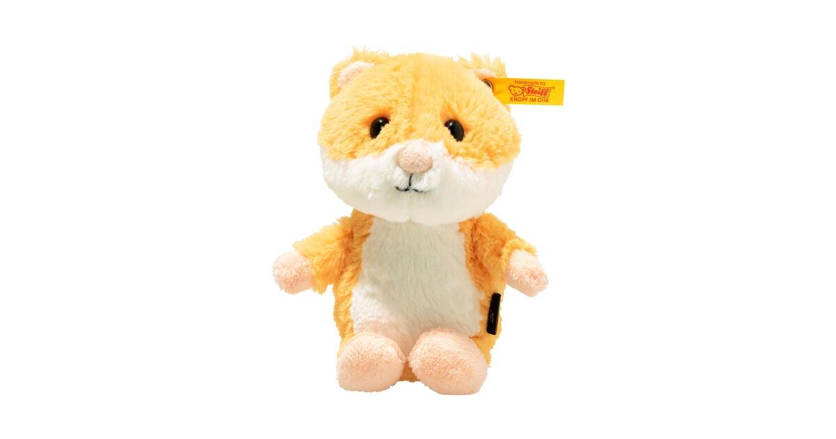 0a6283e2ffea11 Steiff Kuscheltier Happy Hamster Soft Cuddly Friends 14cm online kaufen