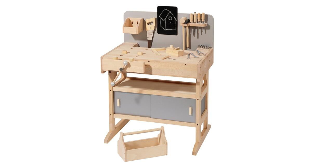 howa holz werkbank online kaufen baby walz. Black Bedroom Furniture Sets. Home Design Ideas