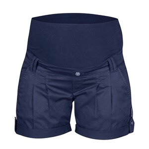 2hearts WE LOVE BASICS Umstands-Shorts  blau