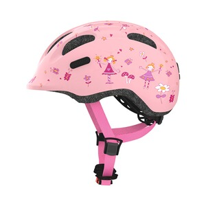 ABUSFahrradhelm Smiley 2.0  rose Princess 1