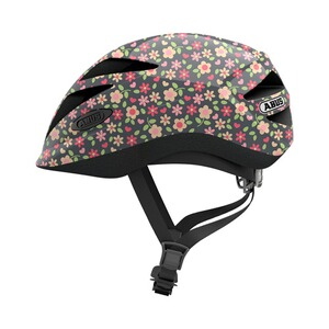 ABUSFahrradhelm Hubble 1.1  retro flower 1