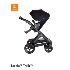 Stokke® TRAILZ Kinderwagen  black