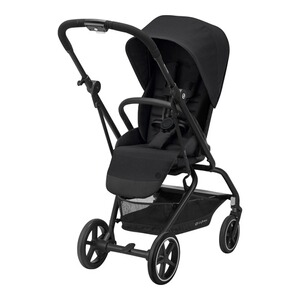 Cybex GOLD Eezy S Twist Plus 2 Buggy mit Liegefunktion  deep black