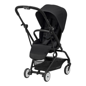 Cybex GOLD Eezy S Twist 2 Buggy mit Liegefunktion  deep black