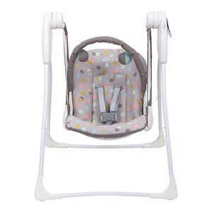 GracoBabyschaukel Baby Delight  Confetti grey 1