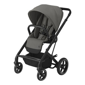 Cybex GOLD Balios S Lux Kinderwagen  black/soho grey