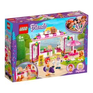LEGO®FRIENDS41426 Heartlake City Waffelhaus 1
