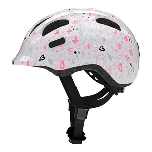 ABUS  Fahrradhelm Smiley 2.1  white crush