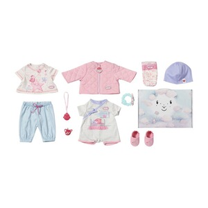 Zapf Creation BABY ANNABELL Puppen Outfit Kombi Set 43cm