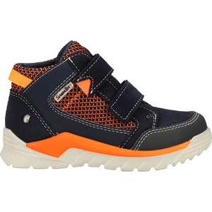 RICOSTA  Sneaker  Blau/Orange