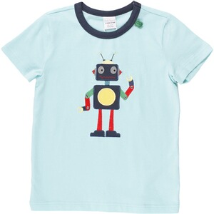 Fred`s WorldT-Shirt  Aqua 1