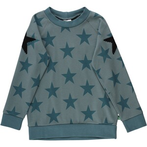 Fred`s WorldSweater Sterne  Dream green 1