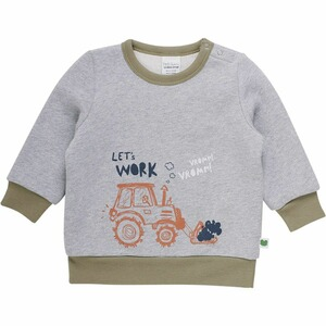 Fred`s WorldSweatshirt  Grey melange 1