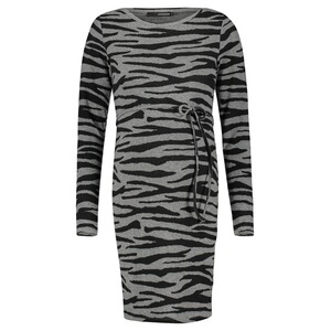 SupermomKleid Zebra  Black 1