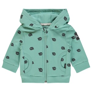 NoppiesStrickjacke Plymouth  Sage 1