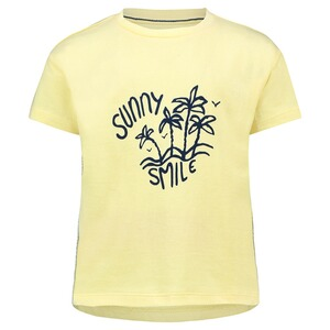 NoppiesT-shirt Clark  Mellow Yellow 1