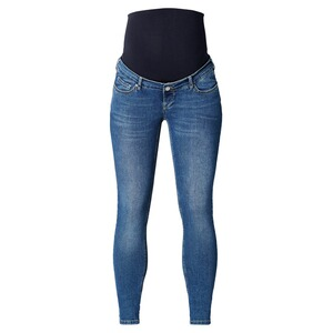 NoppiesSkinny Umstandsjeans Avi  Everyday Blue 1