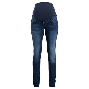 NoppiesSlim Umstandsjeans Mila  Everyday Blue 1