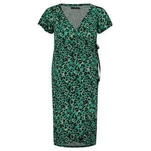 SupermomKleid Sea Leopard  Sea Green 1
