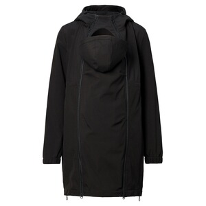 NoppiesUmstandsjacke Winter Rosann  Black 1
