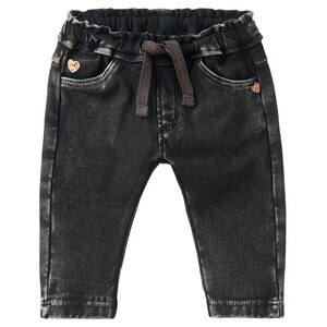 NoppiesJogginghose Sachse  Dark Grey Wash 1