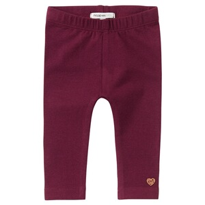 NoppiesLeggings Cradock  Burgundy 1