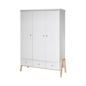 Schardt  Kleiderschrank Holly Nature 3-türig