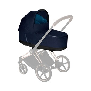 Cybex PLATINUM Tragewanne Plus PRIAM Lux  midnight blue